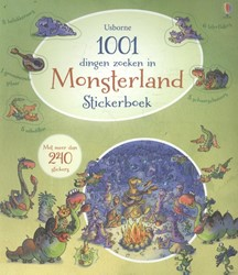 1001 dingen zoeken in monsterland - stic