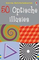 50 Optische Illusies Activiteitenkaarten Usborne