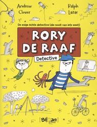 Rory De Raaf - Detective Clover, Andrew