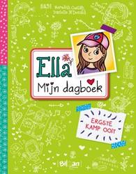Ella - Mijn dagboek Het ergste kamp ooit Costain, Meredith