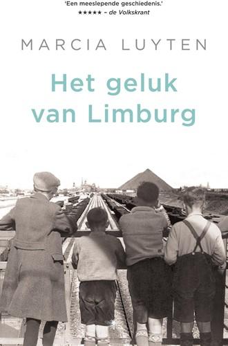 Het geluk van Limburg Luyten, Marcia