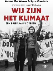 Wij zijn het klimaat -een oproep aan iedereen Wever, Anuna de
