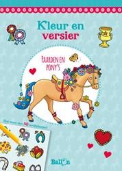 Kleur en versier Paarden en pony's