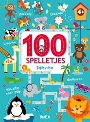 100 spelletjes dieren