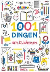 1001 dingen om te kleuren Brocoli, Steffie