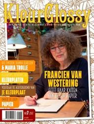 KleurGlossy -het enige echte kleurmagazine voor volwassenen Westering, Francien van