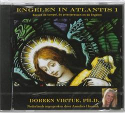 Engelen in Atlantis -bezoek de tempel, de priestere ssen en Engelen Virtue, Doreen