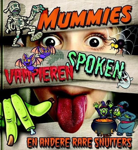 Mummies, vampieren, spoken en andere rar DULMEN, FRANK VAN