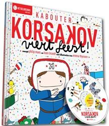 Kabouter Korsakov viert feest Brandt, Koen