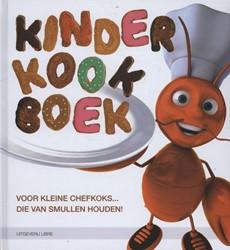 Kinderkookboek - voor kleine chefkoks... -voor kleine chefkoks... die va n smullen houden!