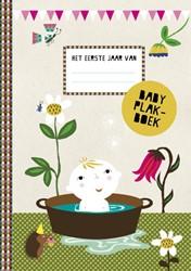 Babyplakboek -eerste jaar Janssen, Gerard