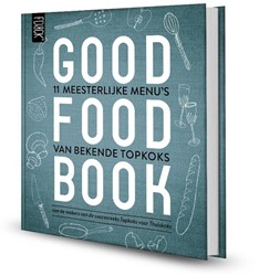 Good food book -11 meesterlijke menu's va ende topkoks