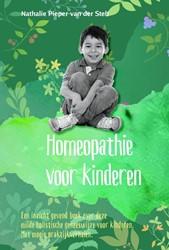 Homeopathie voor kinderen -Een verhelderende kijk op een milde holistische geneeswijze Pieper-van der Stelt, Nathalie