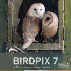 Birdpix -de 77 meest fotogenieke vogels van Nederland SCHOONHOVEN, A.