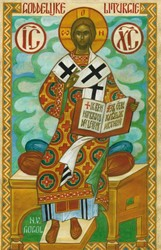 Beschouwingen over de Goddelijke liturgi Gogol, Nikolaj