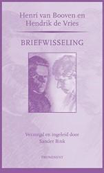Briefwisseling Henri van Booven en Hendr Booven, Henri van