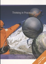 Thinking in processes -a practical guide to process m anagement Matthijssen, Peter
