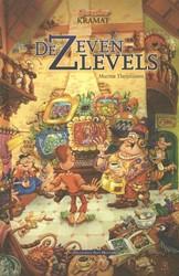 De zeven levels Theunissen, Marina