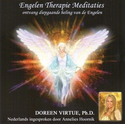 Engelentherapie Meditaties -ontvang diepgaande heling van de Engelen Virtue, Doreen