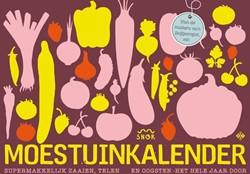Moestuinkalender -supermakkelijk zaaien, telen e n oogsten - het hele jaar door Piers, Annemarieke