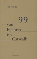 99 -VAN FLEMISH TOT CATWALK HOSTE, POL