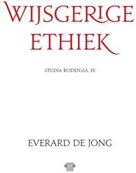 Wijsgerige ethiek De Jong, Everard