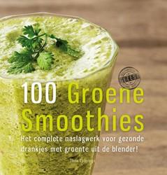 100 groene smoothies Spierings, Thea