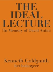 The Ideal Lecture (In Memory of David An Goldsmith, Kenneth