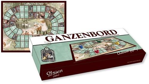 Ganzenbord -oud Hollandse spellen