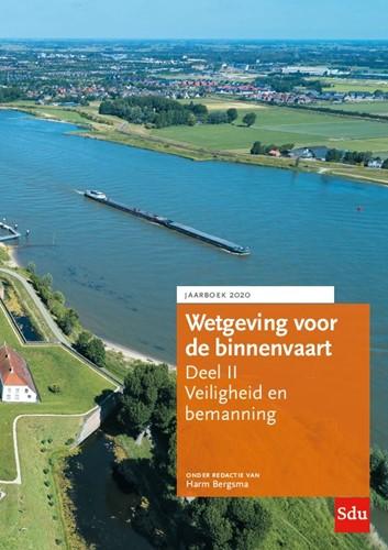 Wetgeving voor de binnenvaart Deel II. V -Jaarboek 2020