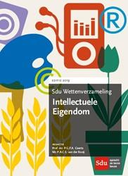 Sdu Wettenverzameling Intellectuele Eige Kooij, P.A.C.E. van der