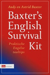 Baxter's English Survival Kit -praktische Engelse taaltips Baxter, A.