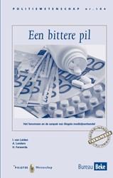 Een bittere pil -Het fenomeen en de aanpak van illegale medicijnenhandel Leiden, I. van