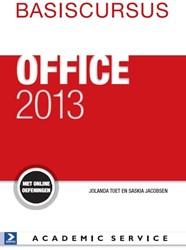 Basiscursus Office 2013 Jacobsen, Saskia