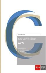 Sdu Commentaar AVG, Editie 2018