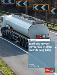Jaarboek Vervoer Gevaarlijke stoffen ove -38e editie Buissing, J.G.