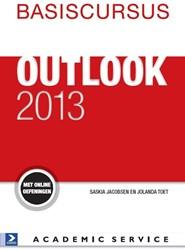 Basiscursus Outlook 2013 Jacobsen, Saskia