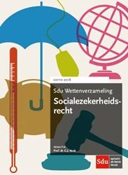 Sdu Wettenverzameling Socialezekerheidsr -editie 2018