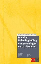 Inleiding belastingheffing ondernemingen -19e herziene druk. 2019 Hoogeveen, M.J.