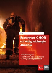 Brandweeralmanak 2019 -Brandweer, GHOR en Veiligheids regio Almanak 2019