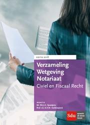 Verzameling Wetgeving Notariaat, Editie -Civiel en Fiscaal Recht