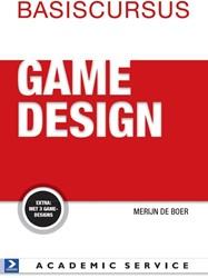 Basiscursus Gamedesign Boer, Merijn de