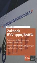 Zakboek RVV 1990/BABW -21ste druk 2018/2019 Pluijm, A.C. van der