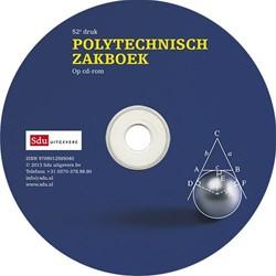 CD-rom Polytechnisch zakboek 52e druk Herwijnen, F. van
