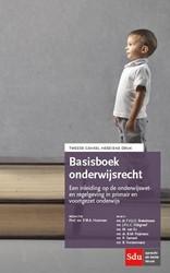 Basisboek Onderwijsrecht 2e druk Huisman, P.W.A.