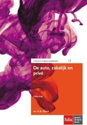 De auto, zakelijk en prive Elbert, H.A.