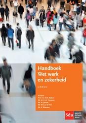 Handboek Wet werk en zekerheid Beltzer, R.M.
