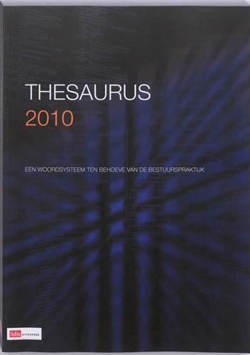 VNG Thesaurus -een woordsysteem ten behoeve v an de bestuurspraktijk