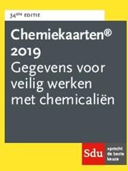 Chemiekaarten 2019 -Gegevens voor veilig werken me t chemicalien