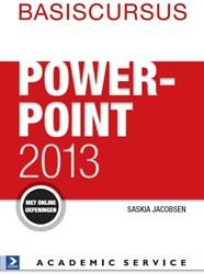 Basiscursus Powerpoint 2013 Jacobsen, Saskia